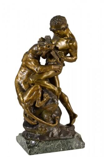 Bronze Sculpture by E. DROUOT