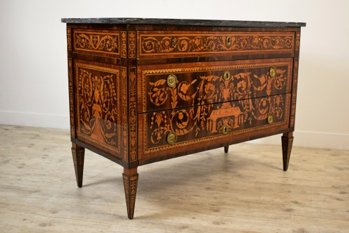 Furniture  - Neoclassical chest of drawers, Italy