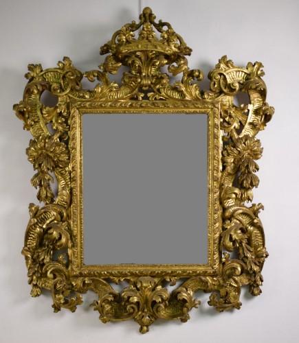 Mirrors, Trumeau  - Italian mirror