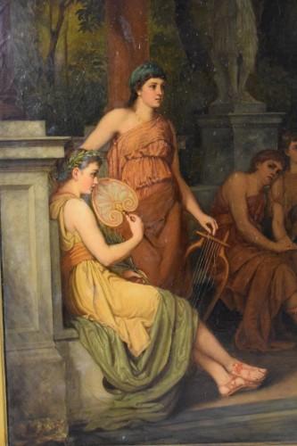 - John Raphael Smith (1752-1812) -Dance in Ancient Greece