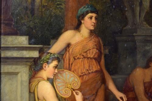 Antiquités - John Raphael Smith (1752-1812) -Dance in Ancient Greece
