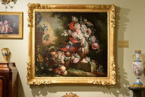18th Century, Pair of Still Lifes by Pietro Francesco Gambone -