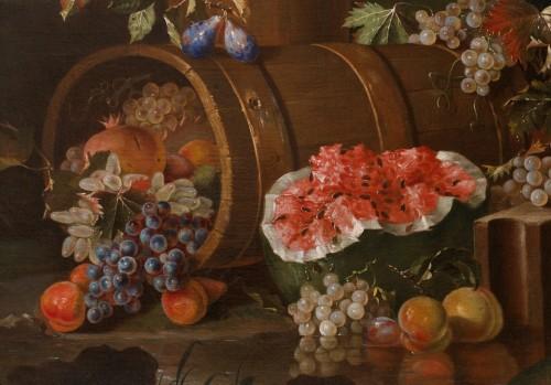 18th century - Still Life - Pietro Navarra Pietro Navarra (active from 1685 to 1714)