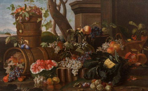 - Still Life - Pietro Navarra Pietro Navarra (active from 1685 to 1714)