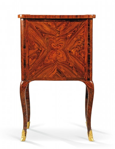 Furniture  - 18th Century, Italian Louis XV Violet Wood  Center Table
