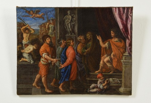 Paintings & Drawings  - Giuliano Dinarelli, The Martyrdom Of The Four Crowned Saint