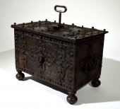 Renaissance strongbox, Germany ca.1600
