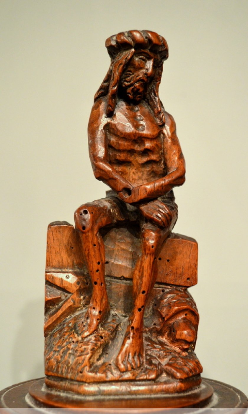 Christ On The Cold Stone Mechelen Circa 1520 Ref 40020