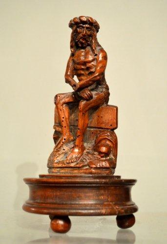 Christ on the cold stone Mechelen circa 1520