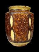 Pharmacy jar albarello afrasiyab 10th century after Christ