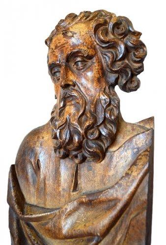 Sculpture  - Oak carved Relief.Germany c1550.
