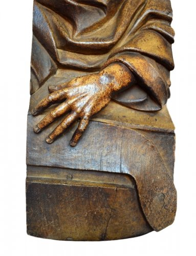 Oak carved Relief.Germany c1550. -