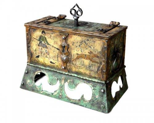 Small Nürnberg casket, Renaissance circa 1600