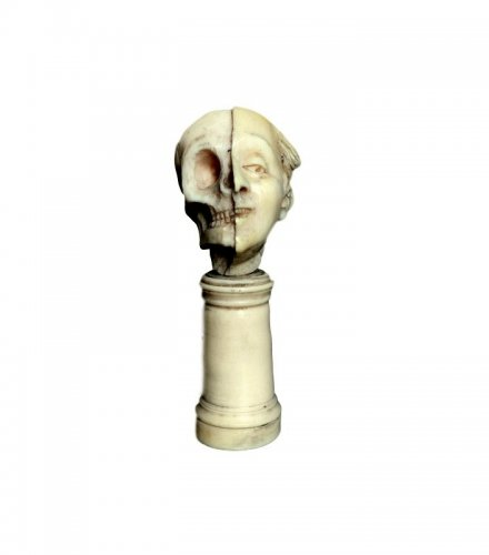 Double face Memento Mori, France18th century