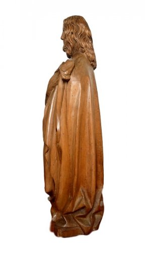 Middle age - Limewood Christ, Germany Circa 1500