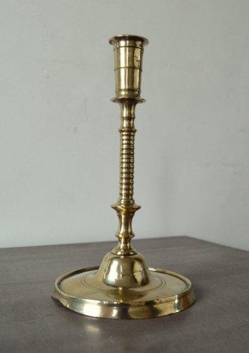 """Lighting  - Candlestick of the """"Spulenleuchter"""" type. Nürnberg. Early 16th century"""