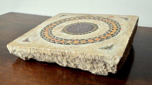 Cosmati tile, Italy, 13th century -