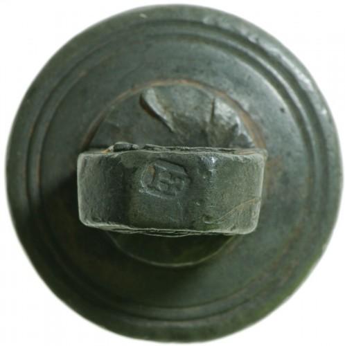 17th century - Creussen stoneware flask.Germany circa 1620