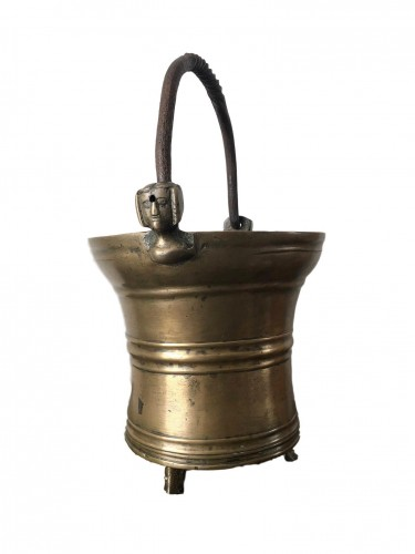 Holy water bucket, Dutch late15th century