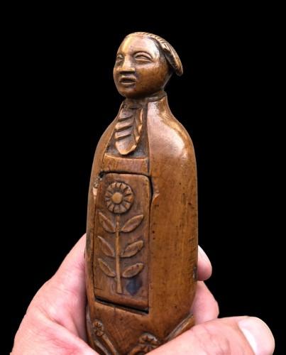 Collectibles  - A boxwood nutcracker circa 1750