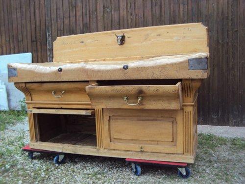 billot de boucher xxe si cle. Black Bedroom Furniture Sets. Home Design Ideas