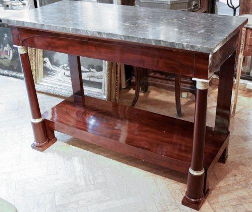 Mobilier de style empire meubles et objets d 39 art - Mobilier style empire ...