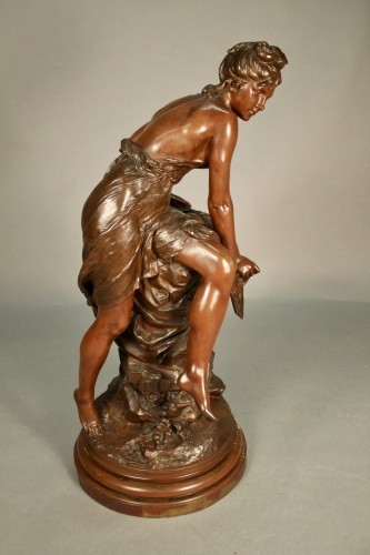 La Source - Charles Octave Levy (1820-1899) - Sculpture Style