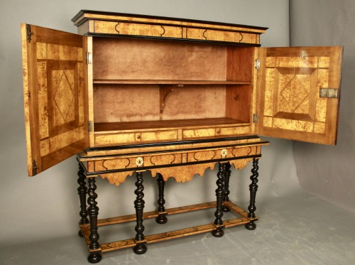 Mobilier Cabinet - Cabinet Louis XIII