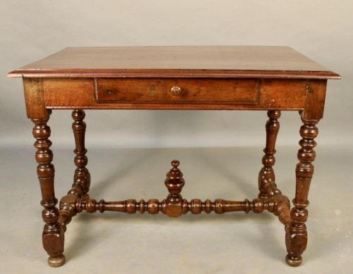 Table Lous XIII - Mobilier Style Louis XIII