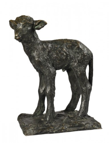 Lamb - Paul Troubetzkoy (1866-1938)