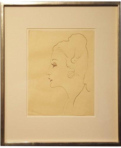 Louise de Vilmorin profile - Jean Cocteau (1889-1963)