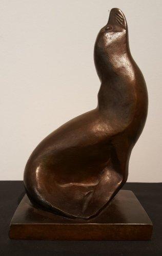 Seal - Joseph Cszaky (1888-1971) - Sculpture Style 50