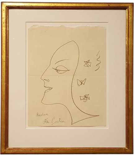 Anna Pavlova - Jean Cocteau