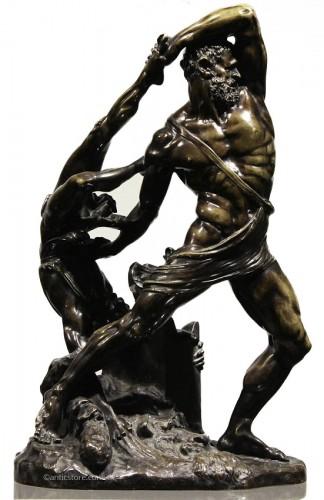 Hercules and Lichas - Antonio Canova (1757-1822)
