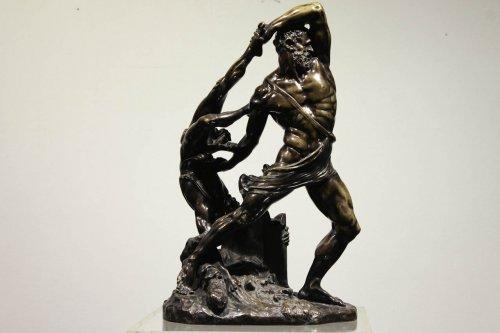 Sculpture  - Hercules and Lichas - Antonio Canova (1757-1822)