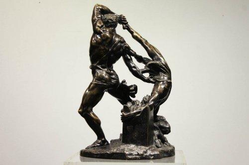 Hercules and Lichas - Antonio Canova (1757-1822) -