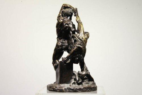 19th century - Hercules and Lichas - Antonio Canova (1757-1822)