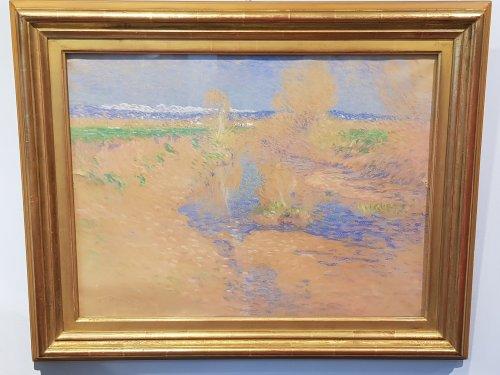 Louis Rheiner (1863 - 1924) - Landscape of the Maritime Alps - Paintings & Drawings Style
