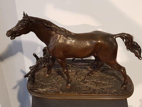 Antiquités - Djinn - Pierre-Jules Mène (1810-1879)