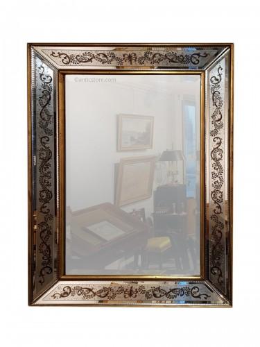 Miroir ancien : Glace, Miroir et Trumeau - Antiquités (Page 4 ...
