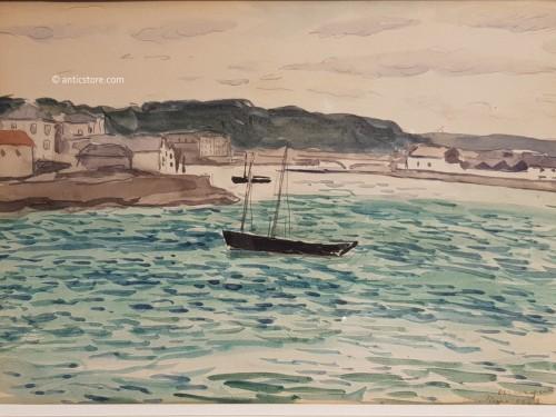 Albert MARQUET (1875-1947) - Watercolor