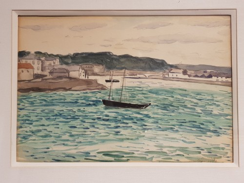 20th century - Albert MARQUET (1875-1947) - Watercolor