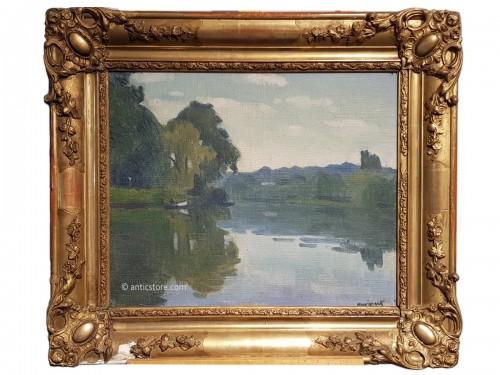 Albert MARQUET (1875-1947) - La Varenne