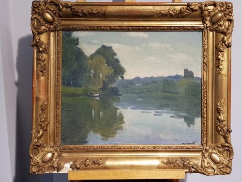 20th century - Albert MARQUET (1875-1947) - La Varenne