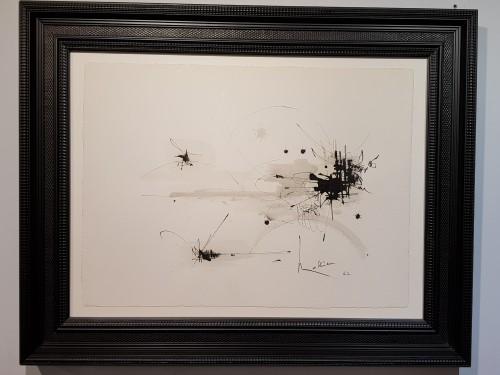 George Mathieu (1921-2012) - Composition -