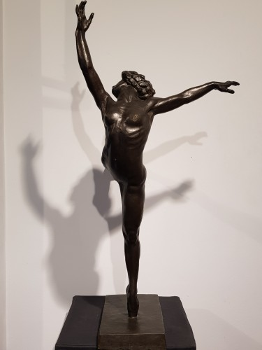 The dancer Nattova - Serge Yevyevich (1876-1969) -
