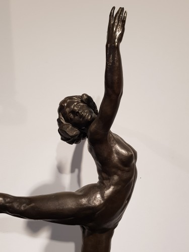 Antiquités - The dancer Nattova - Serge Yevyevich (1876-1969)