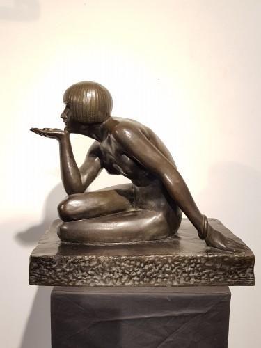 The enigma - Maurice Guiraud-Rivière (1881-1947) - Art Déco