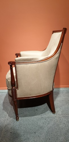 Directoire period bergère - Seating Style