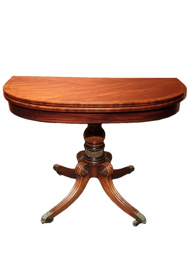 Table pliante anglaise